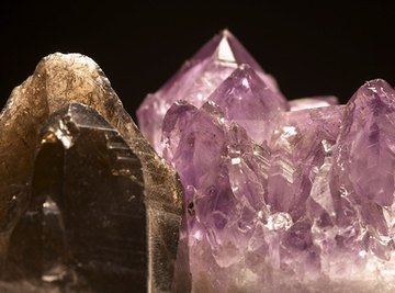 Grow your own crystals for study and experimentation.