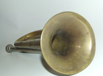 Brass is an alloy of copper and zinc.