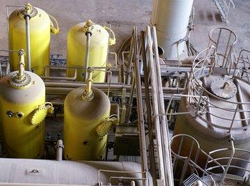 Calgary, Alberta, added potassium permanganate oxidation in 2009.