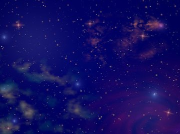 Once you know where to look, finding common constellations in the night sky is easy.