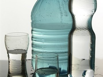 If you know the density of a liquid, you can measure its volume by weighing it.