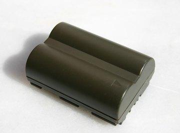 Silver oxide batteries.