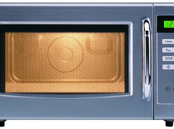 Microwave ovens were invented in 1947.
