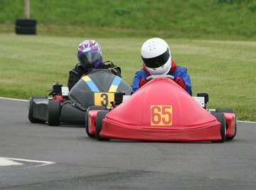 The Yamaha Kt100 engine is made specifically for go-karts.