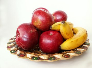 Fruit that's typically treated with olefins