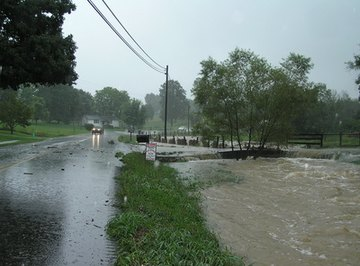 What Is a River Flood?