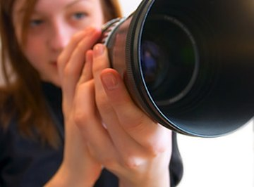 A good lens is one of the portrait photographer's most important tools.