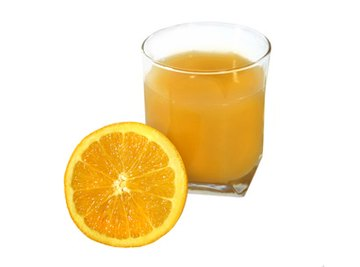 One project idea: How would the acid in orange juice affect plant growth?