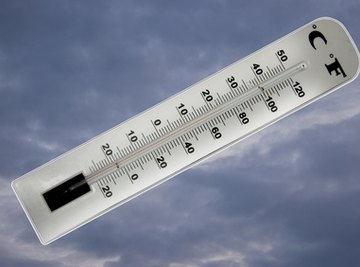 Celsius and Fahrenheit are related by the freezing and boiling points of water.
