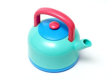 Soak toys in a sanitizing solution for 15 to 20 minutes to get rid of germs.