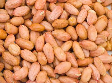 Oleic acid found in peanut oil is an unsaturated fatty acid.