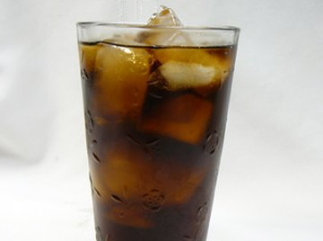 Create a science fair project that examines the effect of soda on human teeth.