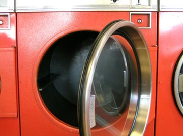 Commercial frontload washers may use more than 30 percent less water than typical residential washers, according to the  Planet Laundry website.
