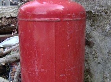 Liquid oxygen can be dangerous if it comes in contact with organic material.