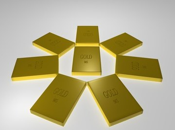 There are several unique ways to refine gold