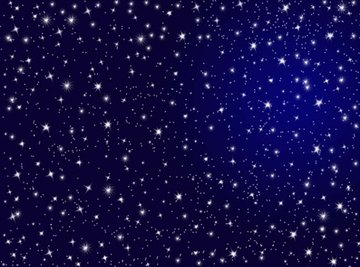 Use a telescope to look closely at the night sky.