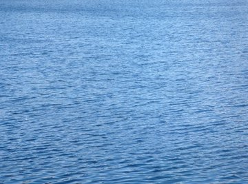 There are two types of currents that move bodies of water.