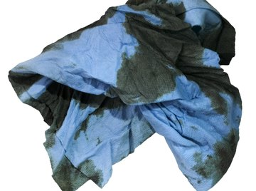 Oily rags can start a fire, even without an external heat source.