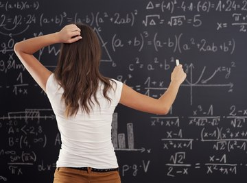 Attitudes affecting math performance begin to develop as early as middle school.