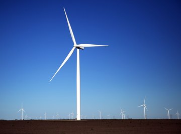 How Much Power Does a Wind Turbine Generate