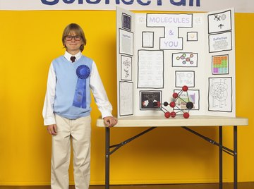 Create a science fair project based on a testable hypothesis.