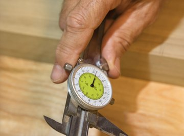 A measurement is only as precise as the least precise step.