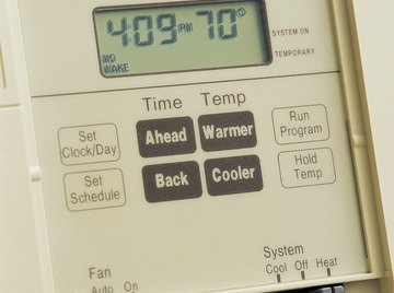 An air conditioner's cooling capacity is measured in tons.