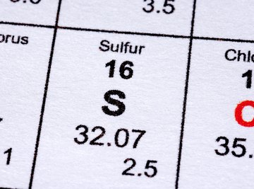 Sulfuric acid is one of the major constituents of acid rain.