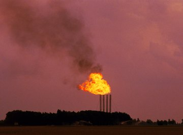 Burning coal releases nitrogen into the atmosphere.