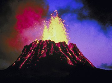 Volcanos have produced valuable natural resources throughout the world.