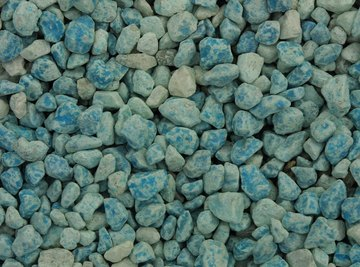 Each cubic yard of gravel weighs more than a ton.