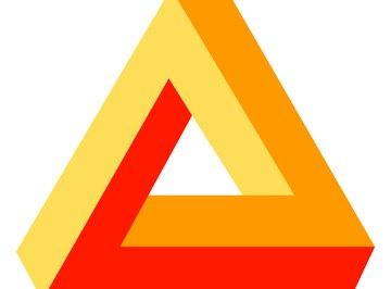 A triangle is a three-sided polygon.