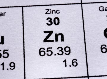 Zinc is found in every cell in the human body.