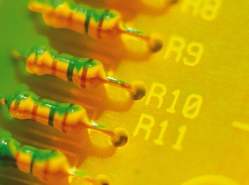 Adding resistors is one way to lower a circuit's amperage.