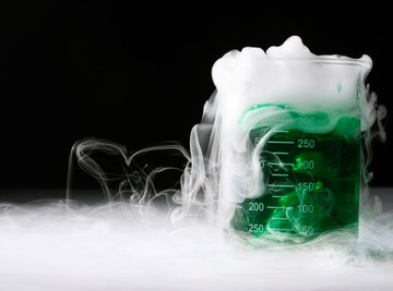What Happens When You Put Dry Ice in Water
