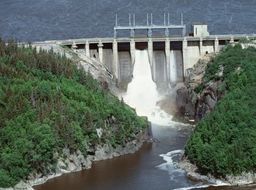 Most viable sources of hydroelectric power are already tapped.