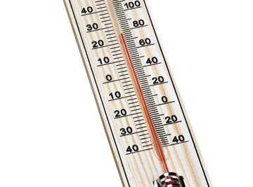 The centigrade scale was named for its divisions into one hundred units between the freezing and boiling points of water.