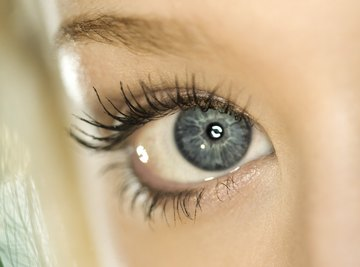 Blue eye color is a recessive phenotype.