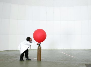 Balloons have helped to predict the weather for more than a century.