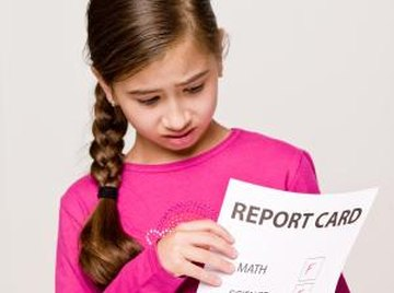 Calculate your grades ahead of time to avoid surprises on your report card.