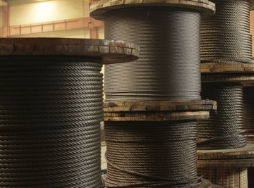 Each kind of wire rope has a specific set of properties for absorbing shock.