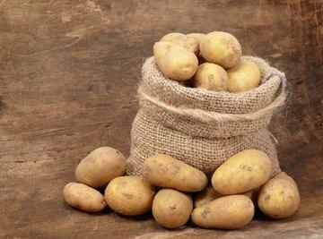 Sack of potatoes.