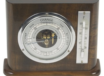Pressure changes are proportional to temperature changes.