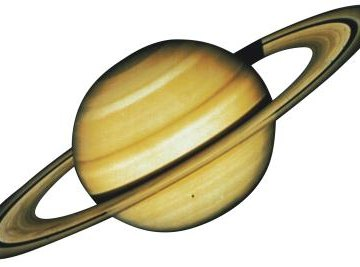 Observations of Saturn's atmosphere offer clues about its core.