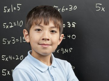 Reviewing the times tables daily can help your students.
