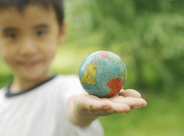 Environmental education promotes future stewardship.