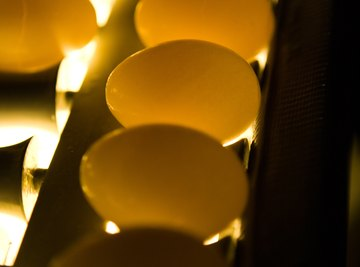 Bouncing an egg can make an interesting science fair project.