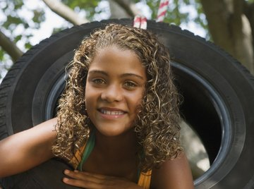With modern technology, old tires can make more than just tire swings