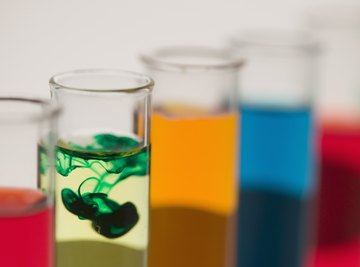 Food coloring is  useful  for demonstrating diffusion.