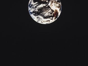 Earth is the third most distant planet from the sun.